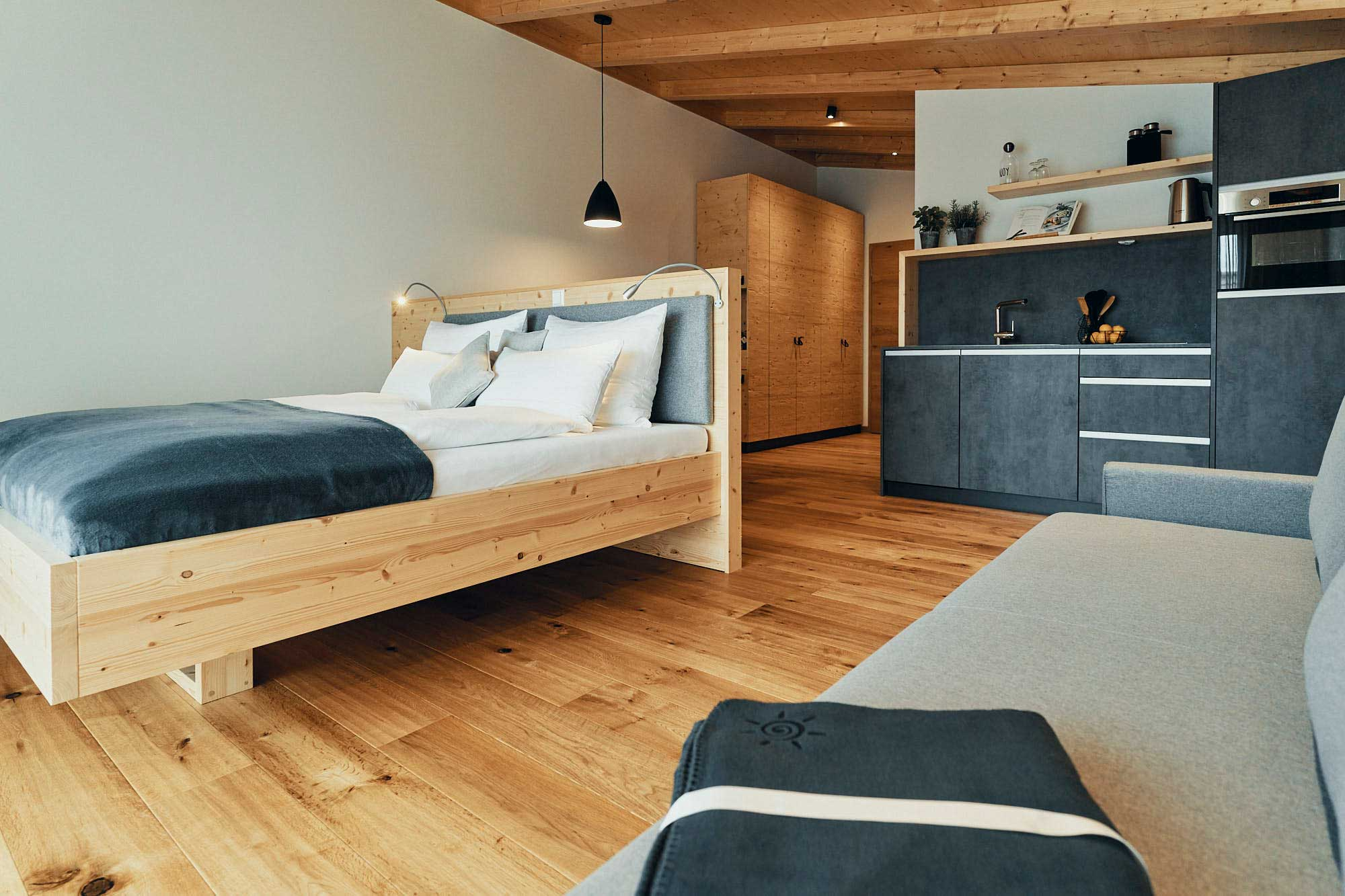 ECHTZEIT Ferien Apartment - Augenblick - Wohlfühl-Zimmer