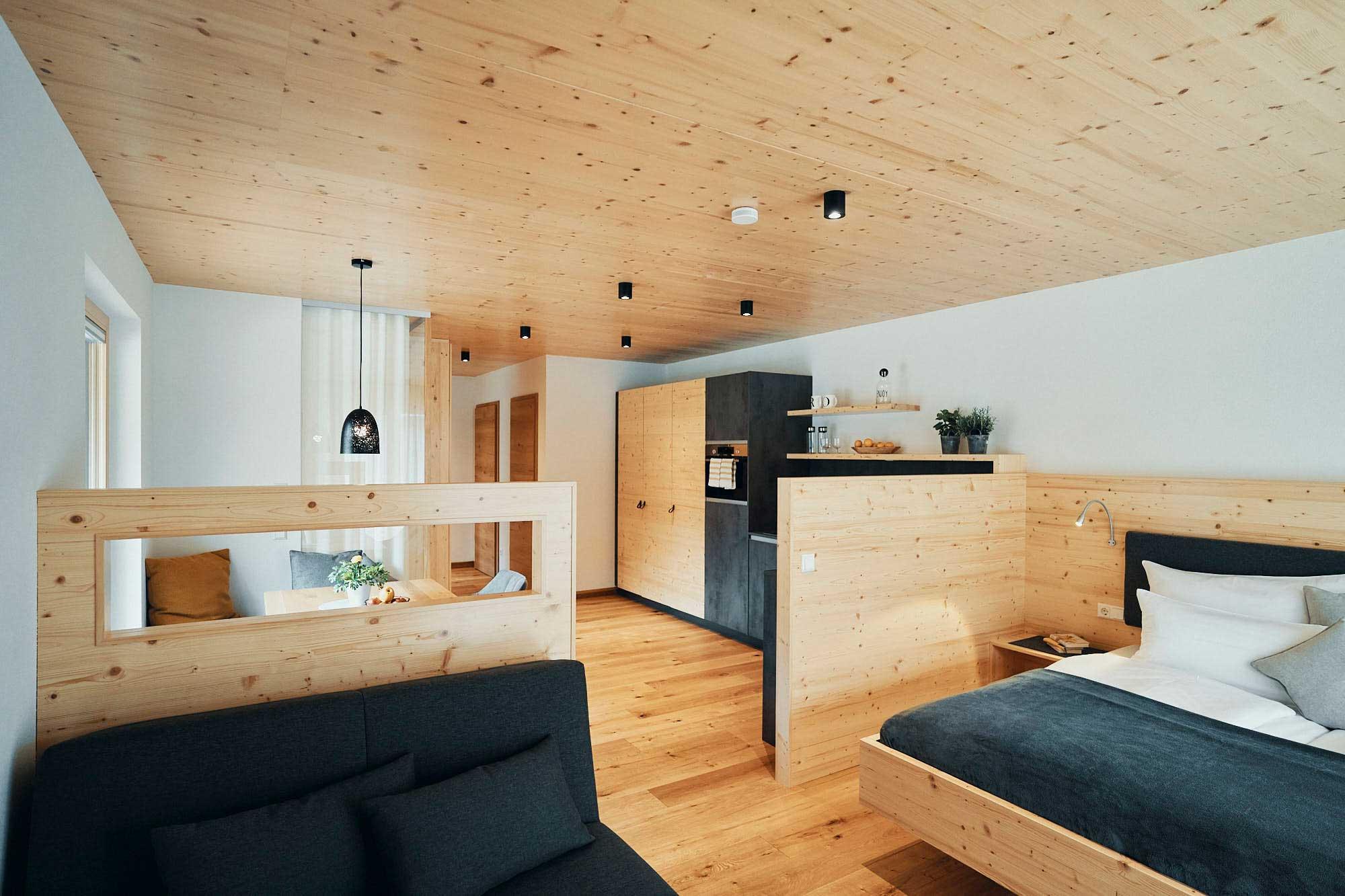 ECHTZEIT Ferien Apartment - Lebenszauber - Wohlfühl-Zimmer