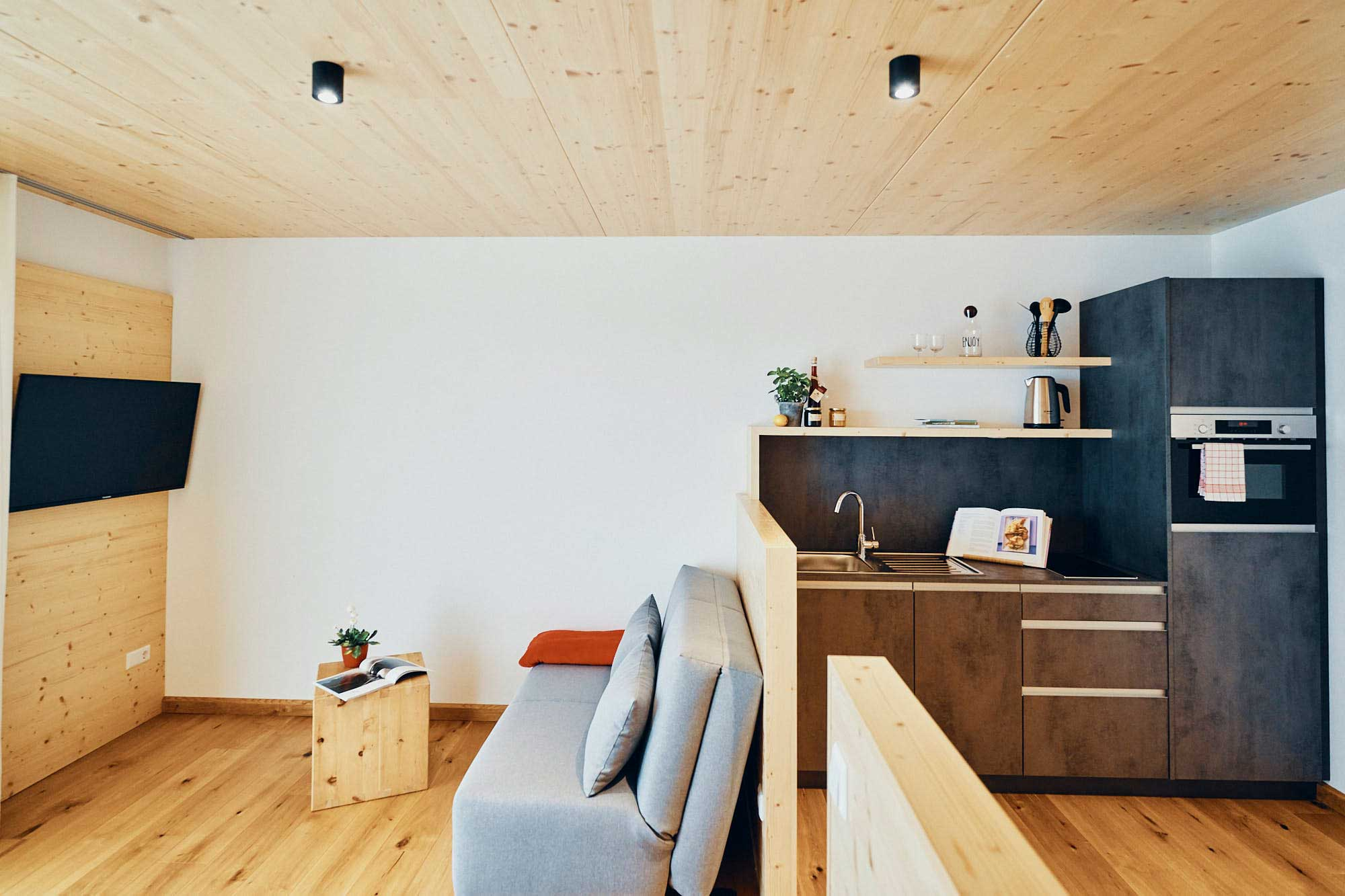 ECHTZEIT Ferien Apartment - Roter Faden - Wohlfühl-Zimmer