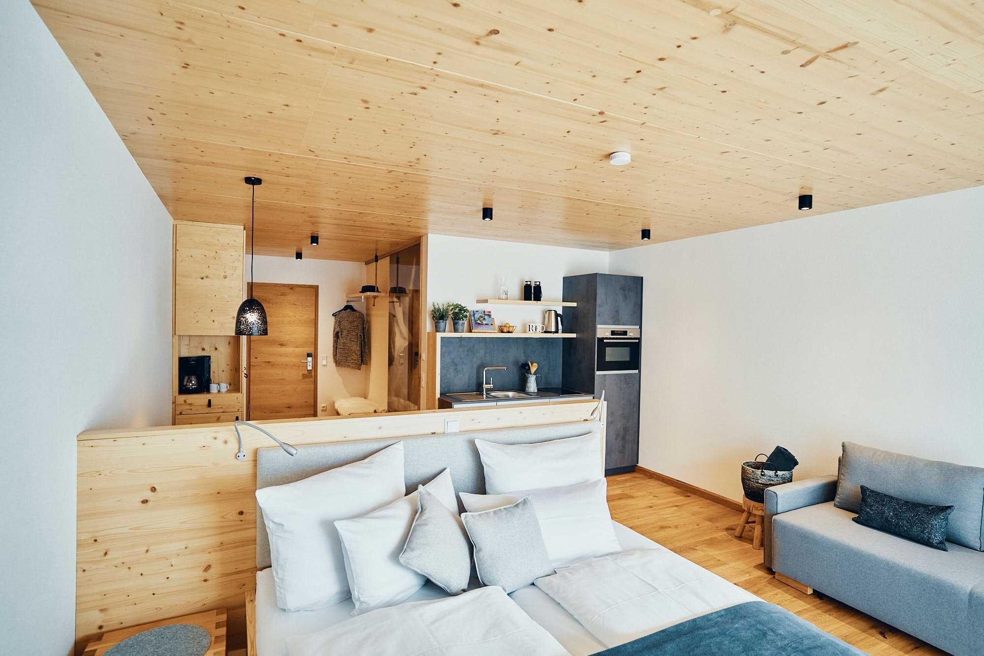 ECHTZEIT Ferien Apartment - Federleicht - Wohlfühl-Zimmer