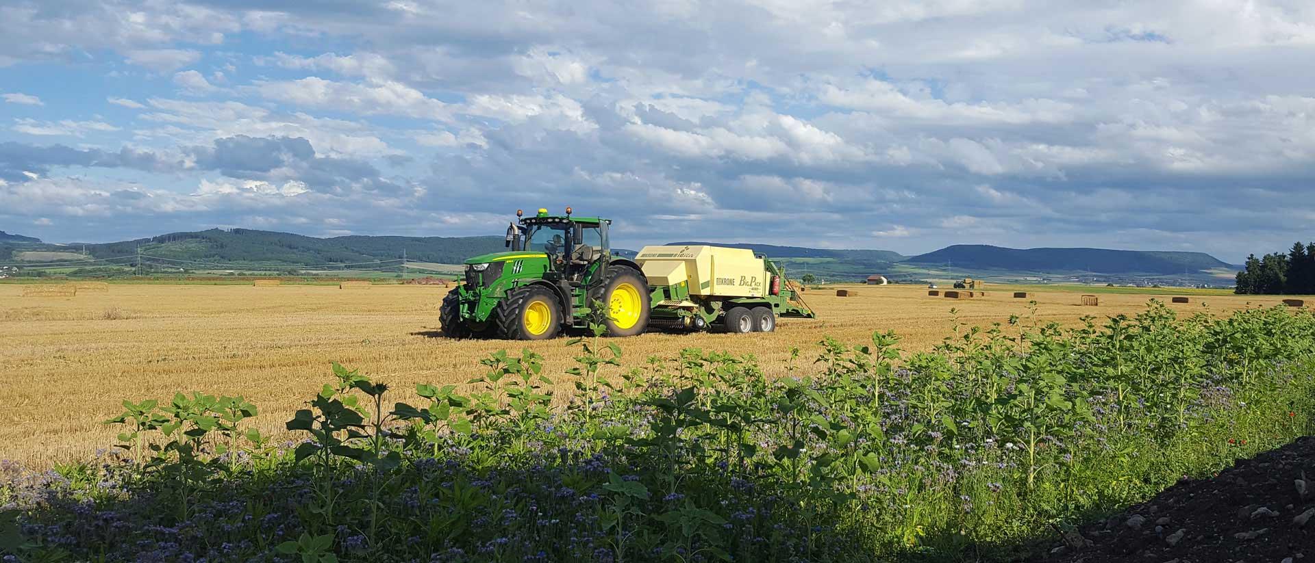 Kapf Hof - Unsere Landwirtschaft