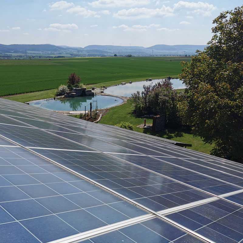 Ressourcen und Klimaschutz, Vorm Holz, Bad Dürrheim