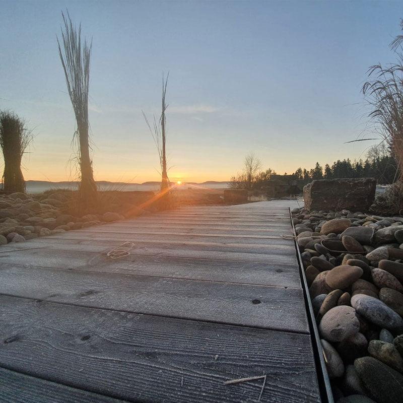 Sonnenaufgang - Vorm Holz - Bad Dürrheim