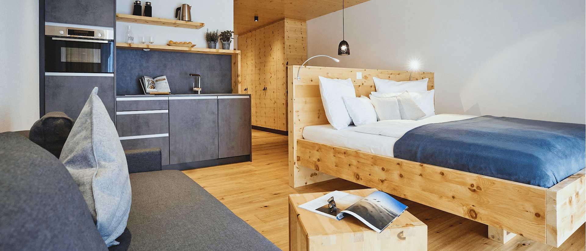 ECHTZEIT Ferien Apartments - Herzlich willkommen im Wohlfühl-Urlaub