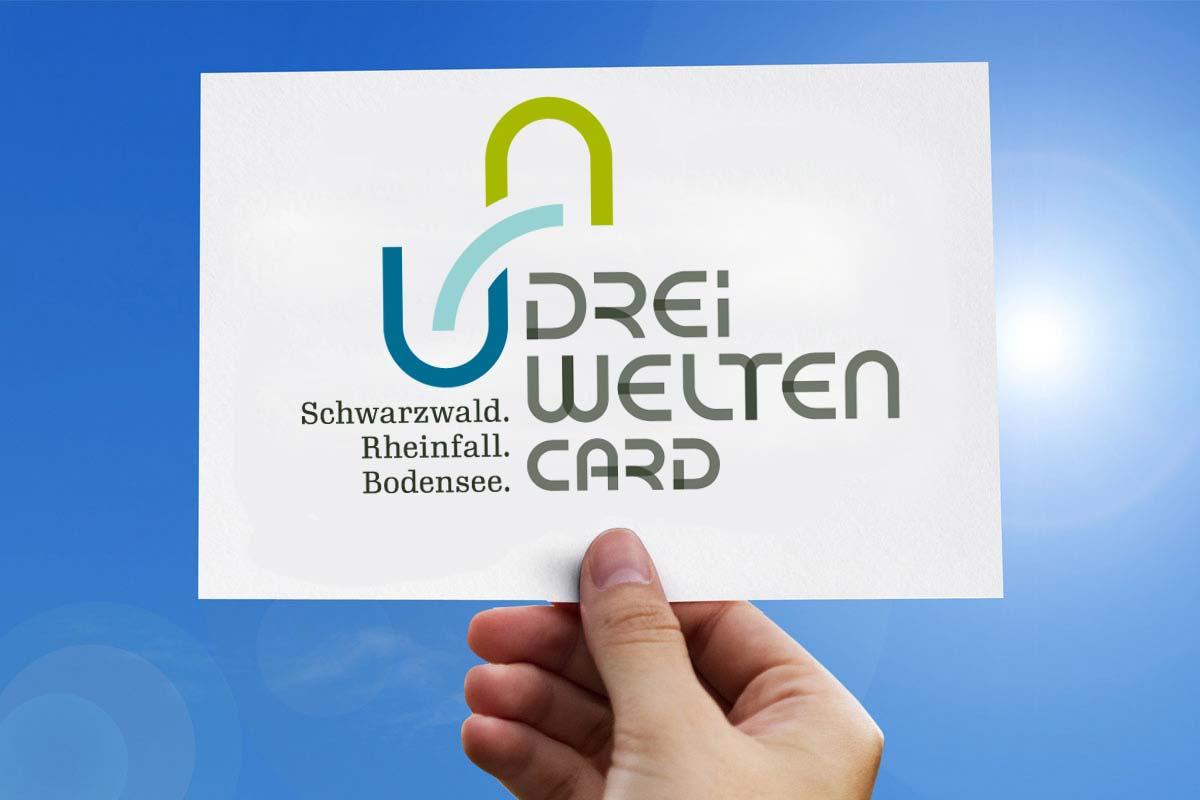 3Welten-Card - Gästekarte