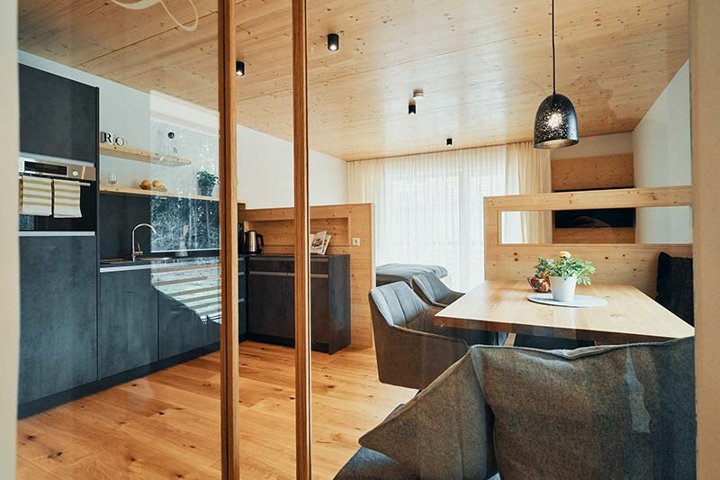 Lebenszauber Ferien Apartment Inneneinrichtung